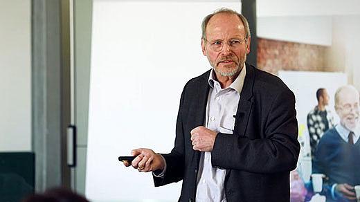 Video: Räumlicher Strukturvergleich unterschiedlicher Gemeinschaftsschulen mit Dr. Otto Seydel