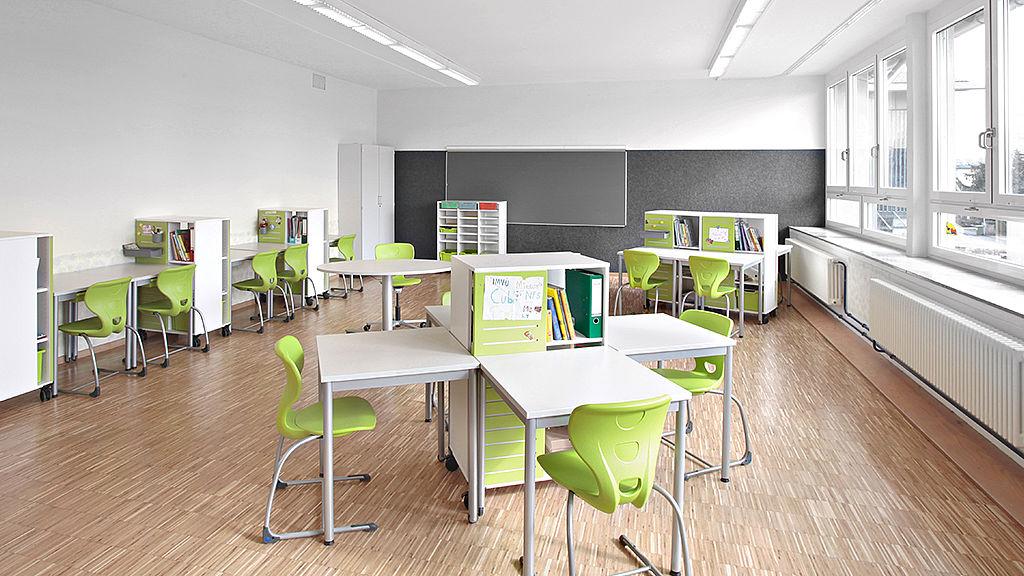 Bild: Lernraum August-Weygang-Gemeinschaftsschule Öhringen