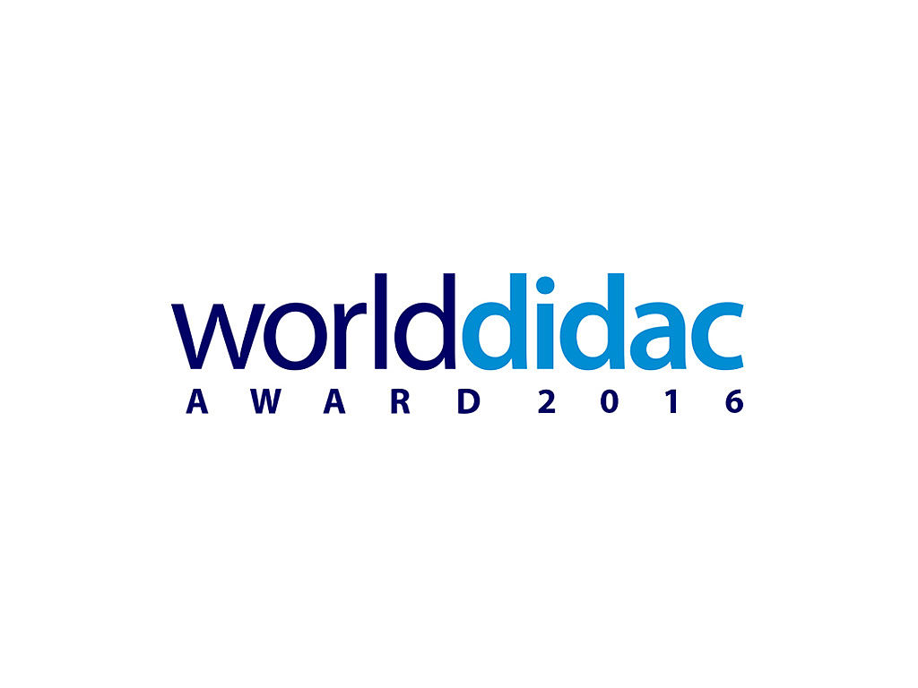 Icon des World Didac Award 2016