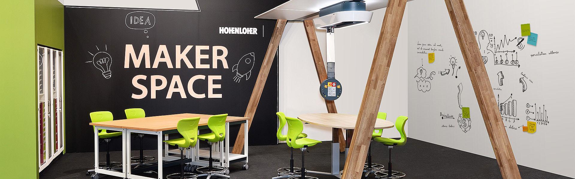 Bild: Corporate Makerspace