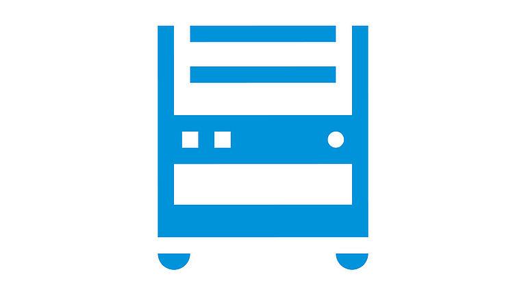Icon: Hochflexibler Ansatz