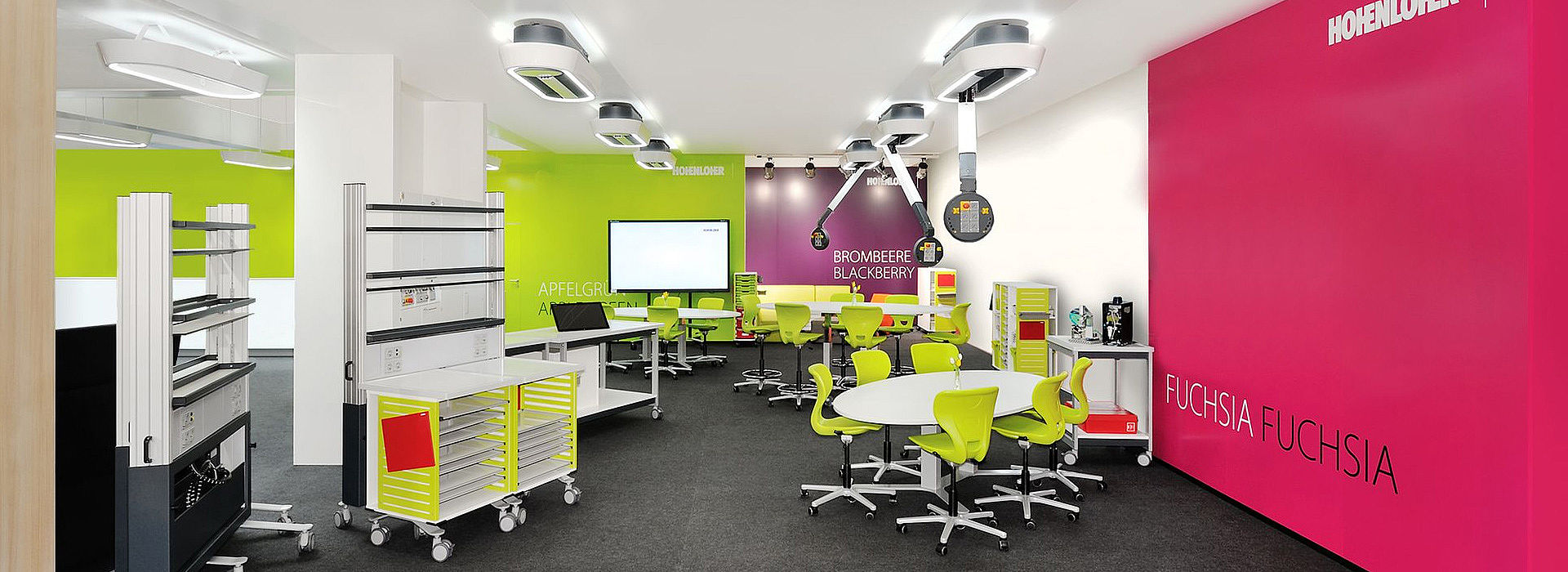 Image: Multifunctional room with Fly One®