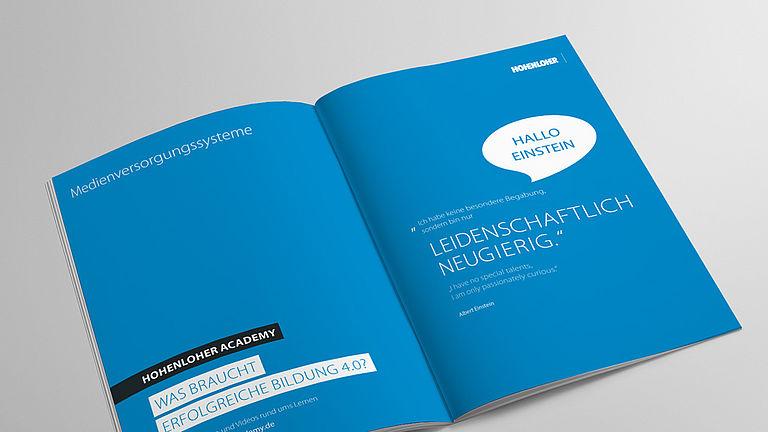 Bild: Medienversorgungssysteme Broschüre