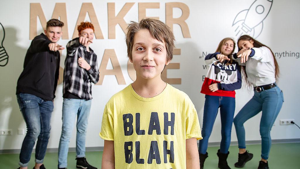 Video: Makerspace in Aktion Ernst-Reuter-Schule Karlsruhe