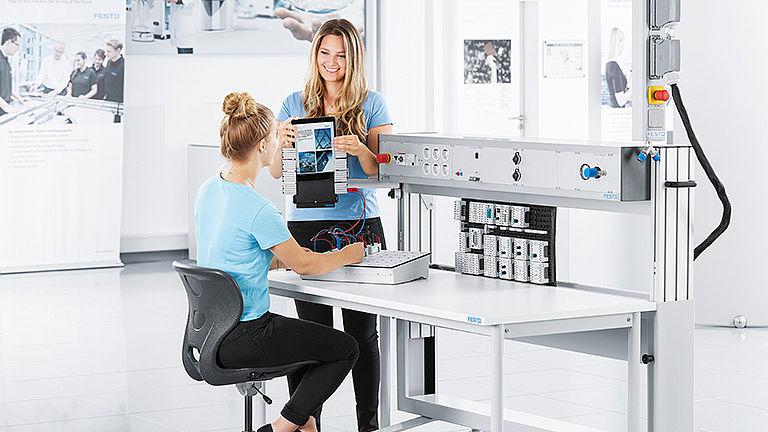 Bild: Grundlagen Elektrotechnik/Elektronik
