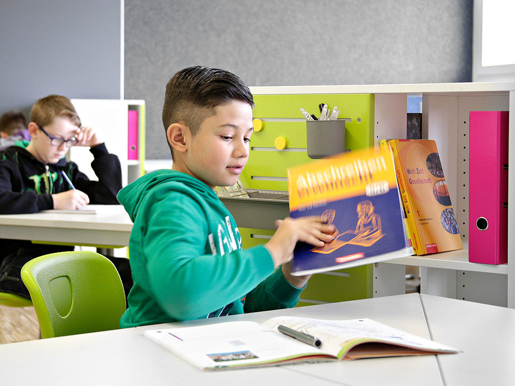 Image: Learning furniture for flexible learning