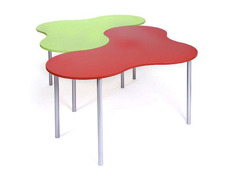 Bild: Vielfältig kombinierbare ORGANIC Free Tische