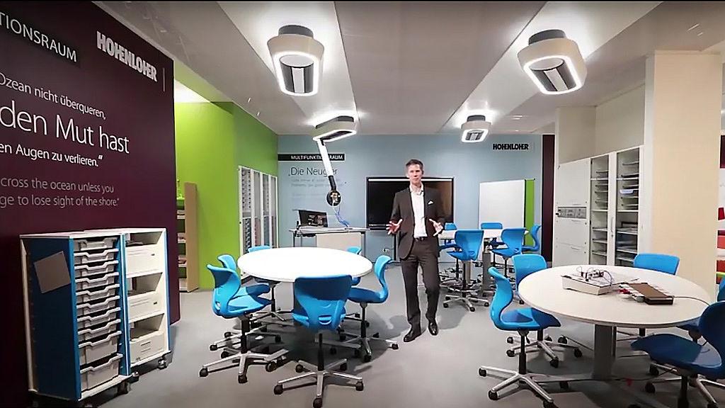 Video: Hallo Multifunktionsraum