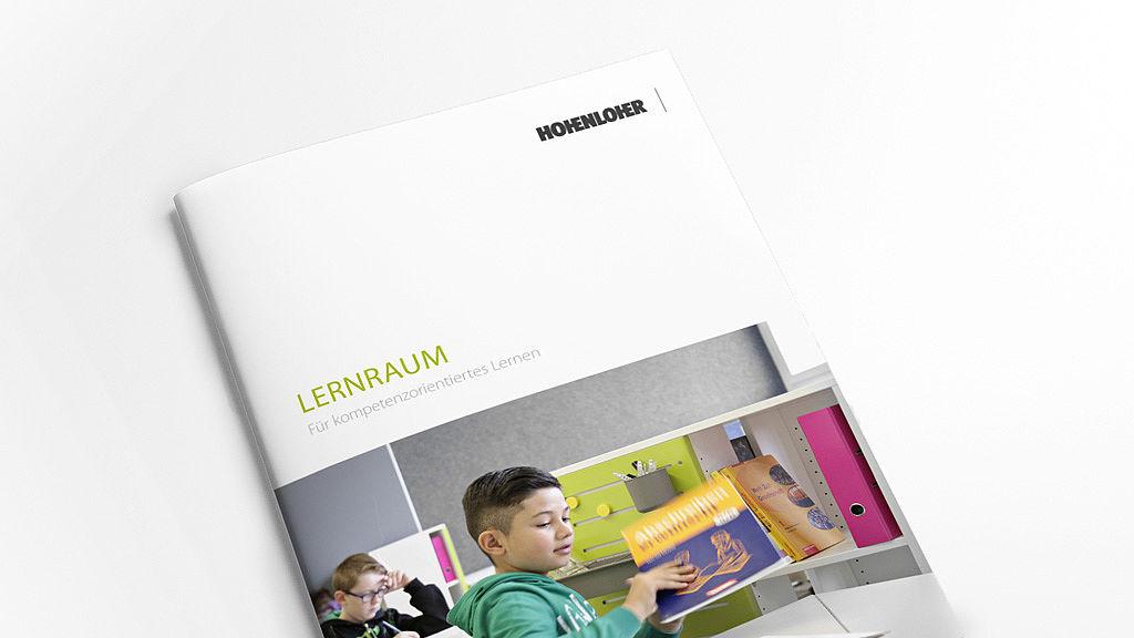 Bild: Aktuelle Lernraum Broschüre
