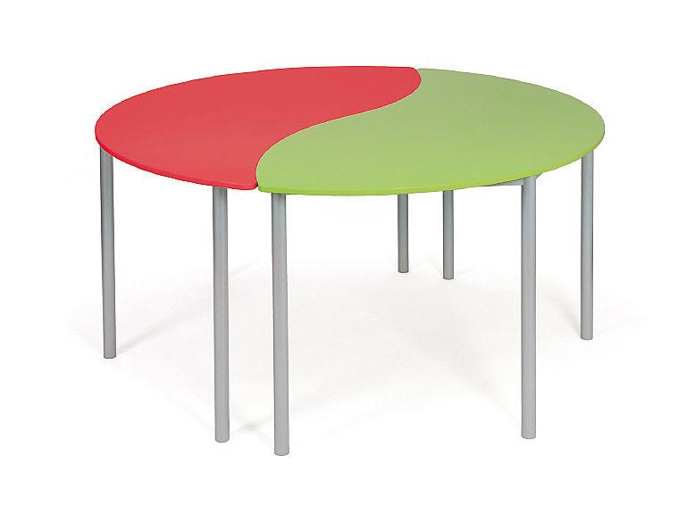 Bild: Vielfältig kombinierbare ORGANIC Yin Tische