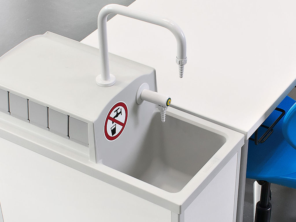 Bild: Wassermobil mit Polypropylen