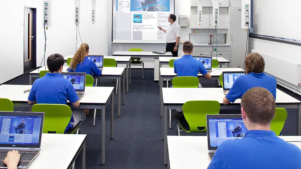 Bild: Multifunktionsraum für Aus- und Weiterbildung in Eberspächer