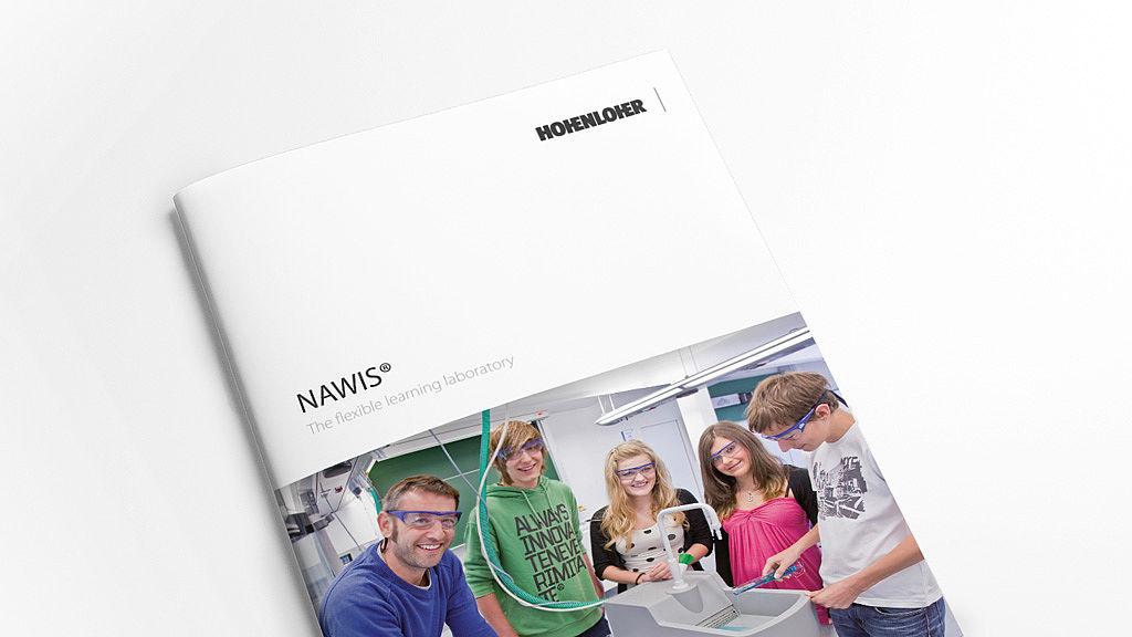 Image: Learning laboratory NAWIS® brochure