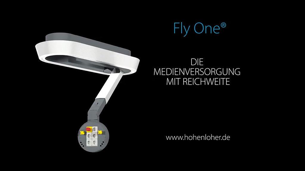 Video: Fly One® – Die Medienversorgung mit Reichweite