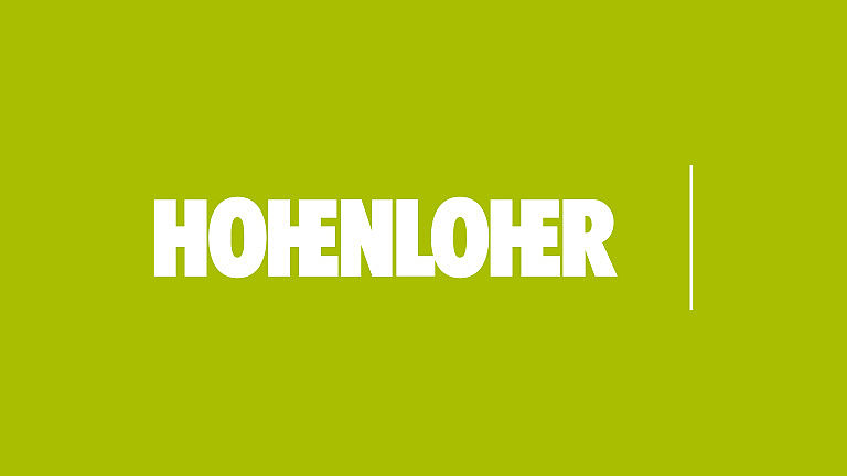 Bild: Hohenloher