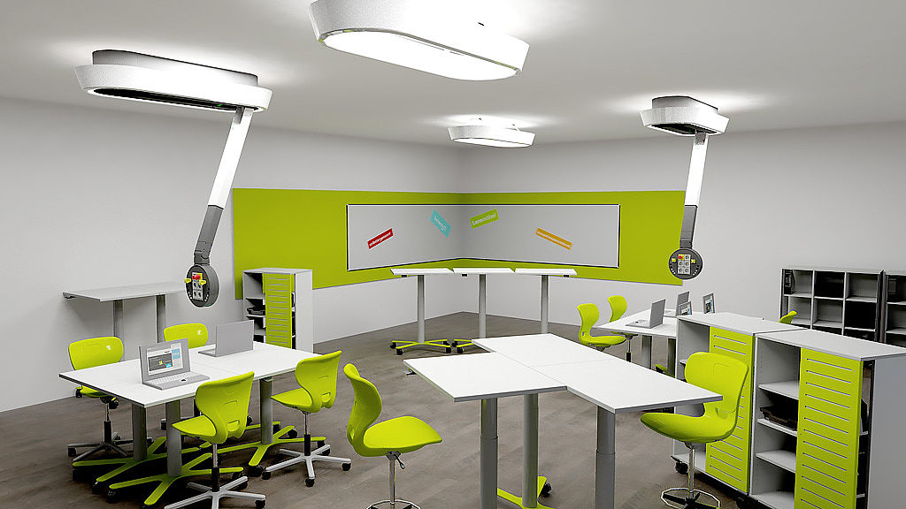 Image: Multifunctional space with Fly One®