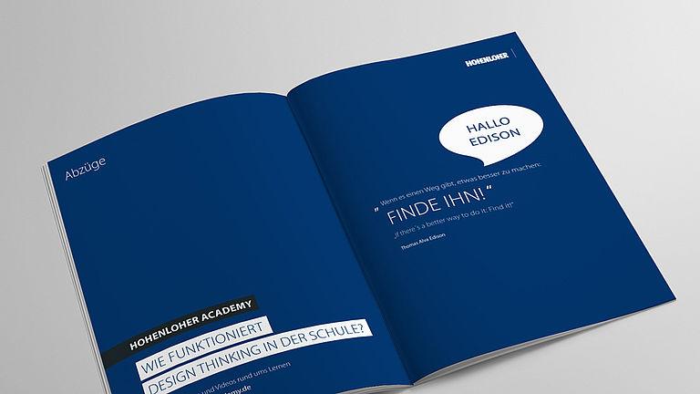 Bild: Produkte Abzüge Katalog