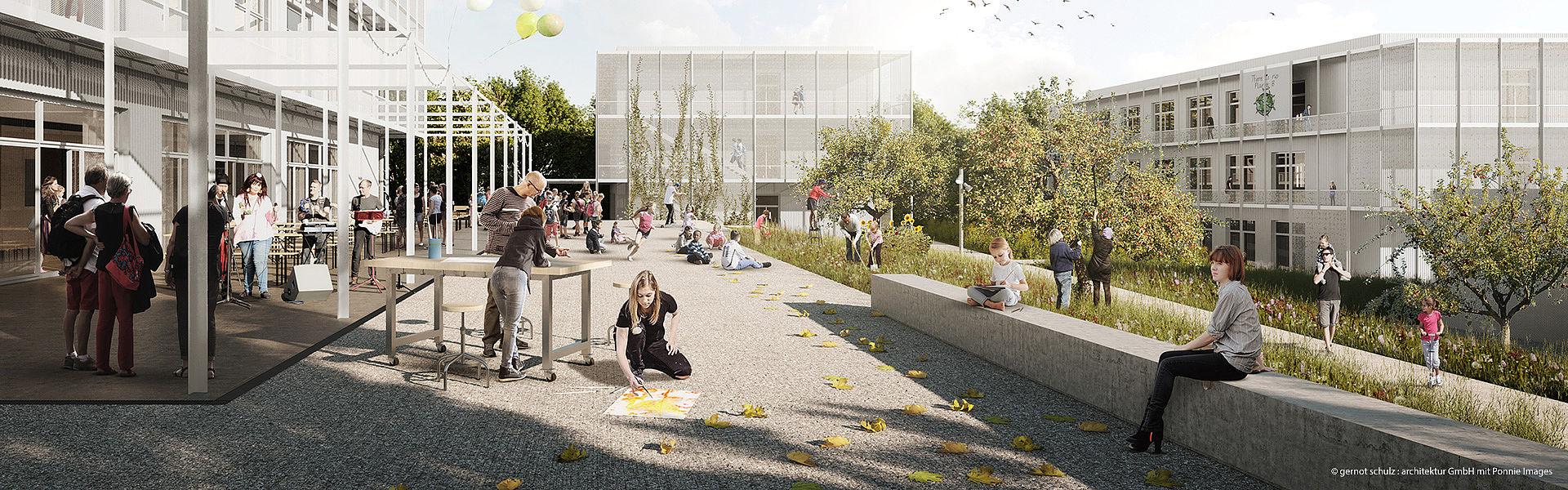 Bild: Academy DIALOG online   Schule der Zukunft