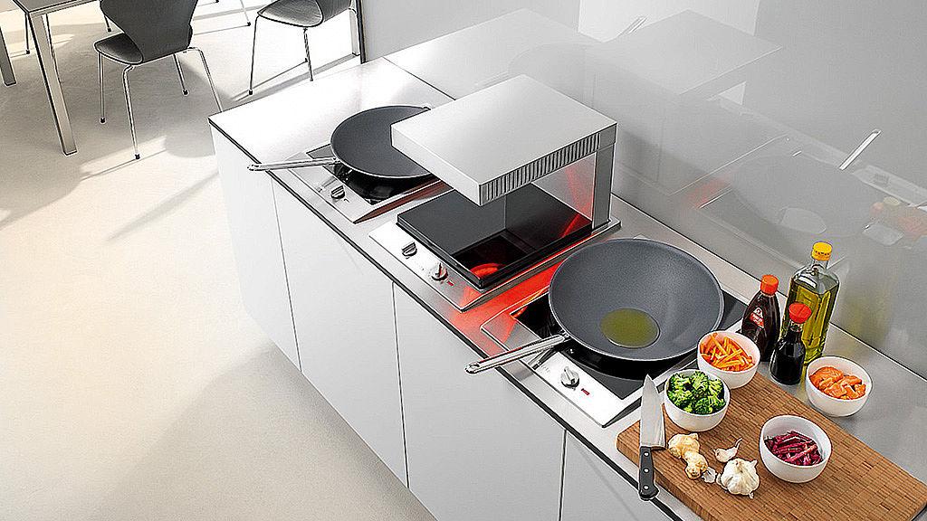 Bild: Zubereitung in der Küche