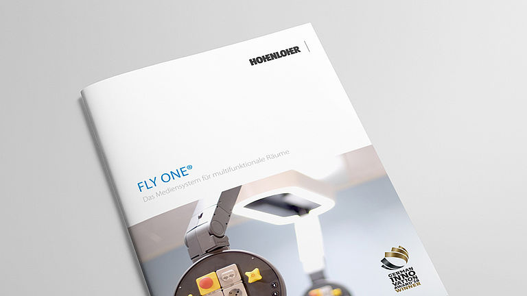 Bild: Fly One® Broschüre