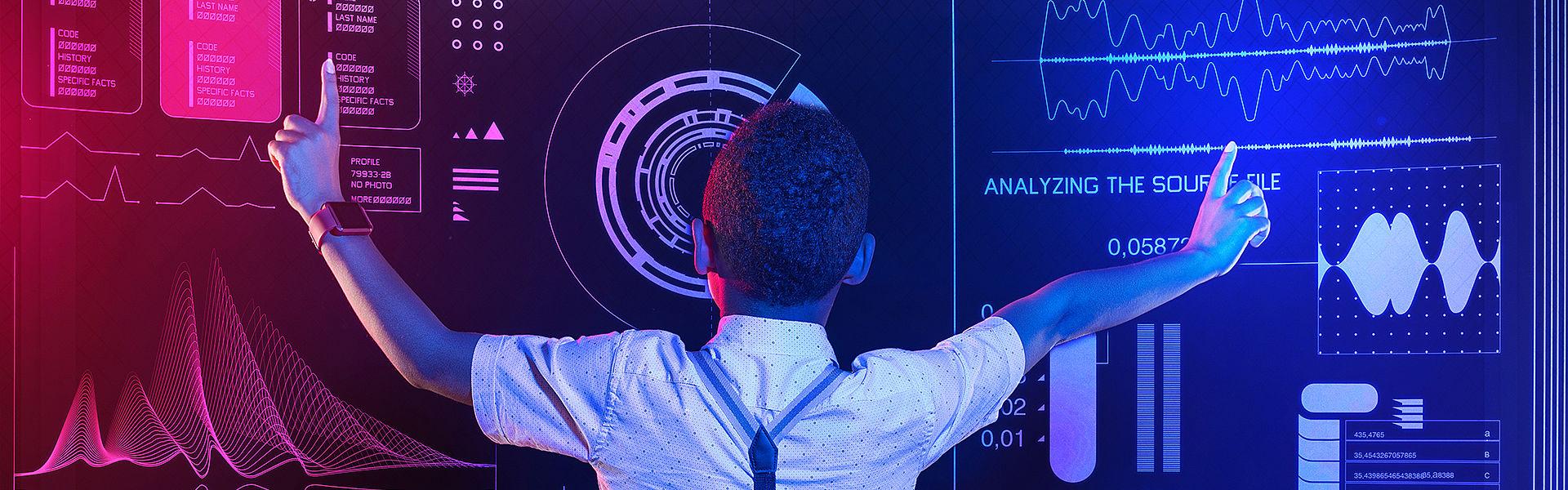 Bild: Academy Bremerhaven- Thema Digital lernen