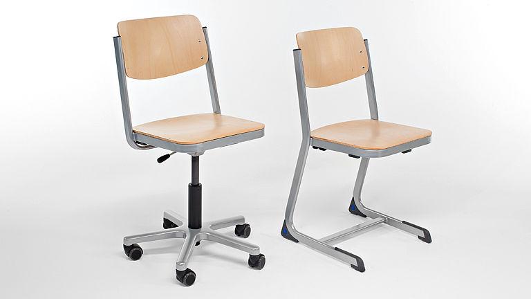 Bild: INOVA Ligno Stühle