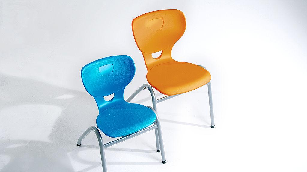 Bild: Zwei SEDIAMO® Quadro Stühle