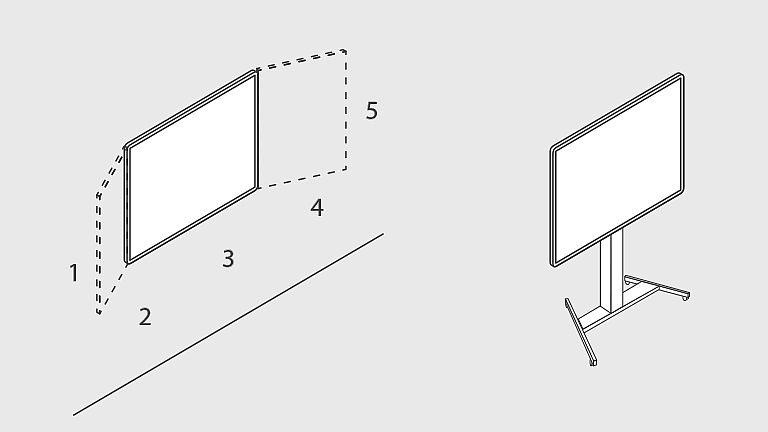 Bild: Tafelsystem iD